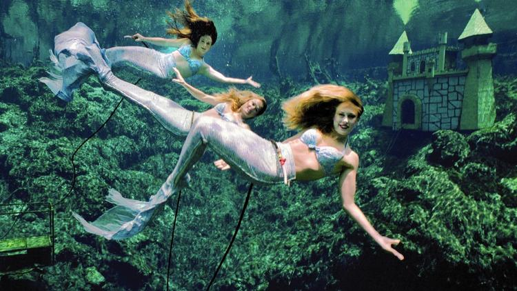 Pictures: Weeki Wachee Springs State Park