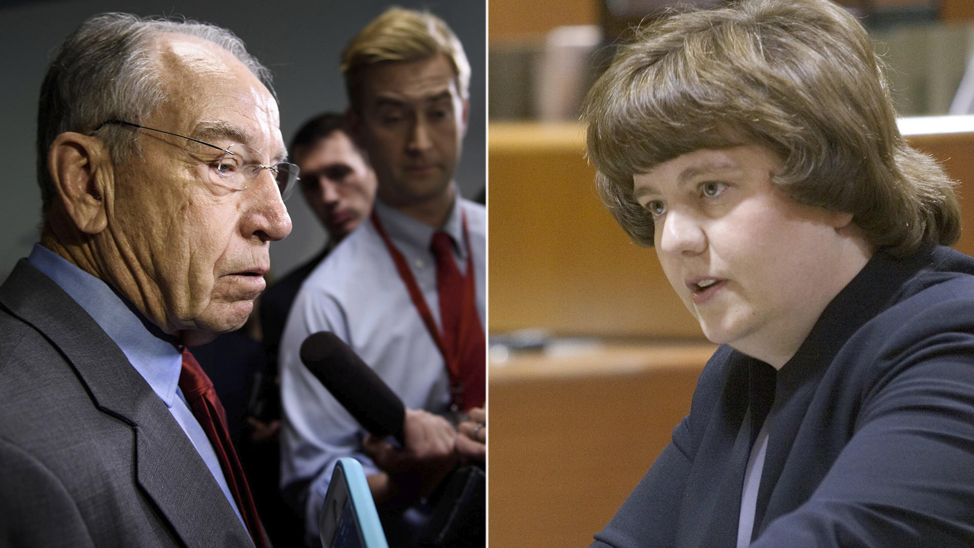 Lawyer Questioning Ford >> Gop Men Let Lady Attorney Ask Lady Accuser Questions About Fine Man