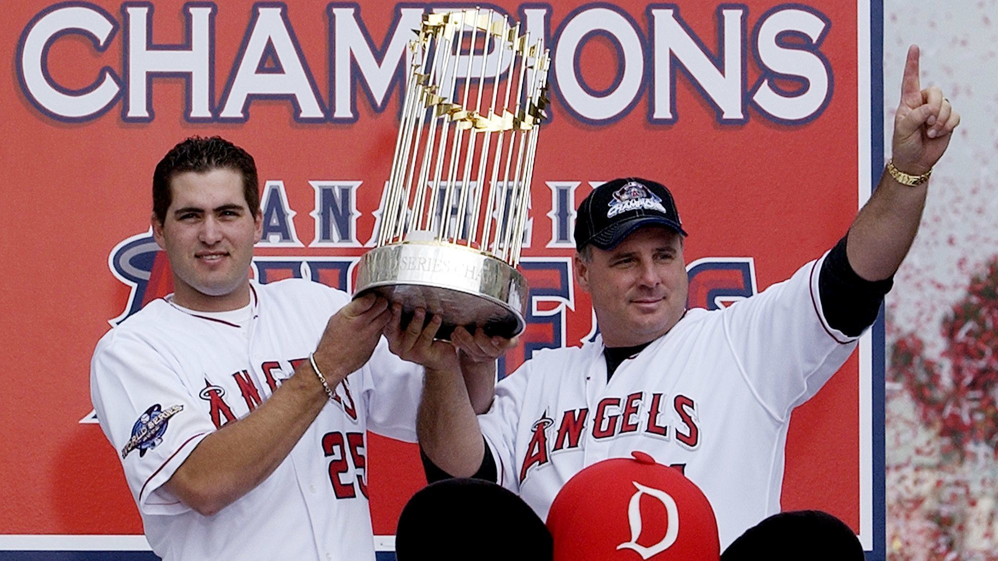 How Mike Scioscia led the Angels to the promised land