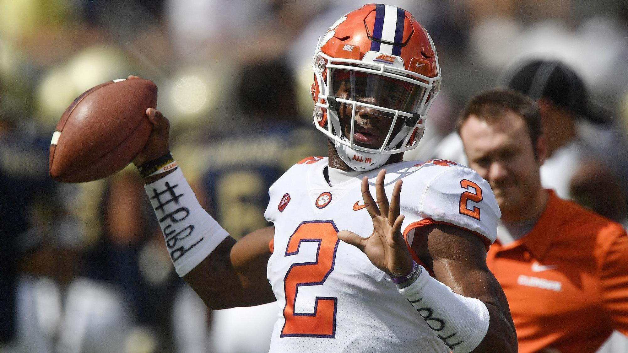 Kelly Clemson transfer to losing Bryant  quarterback after