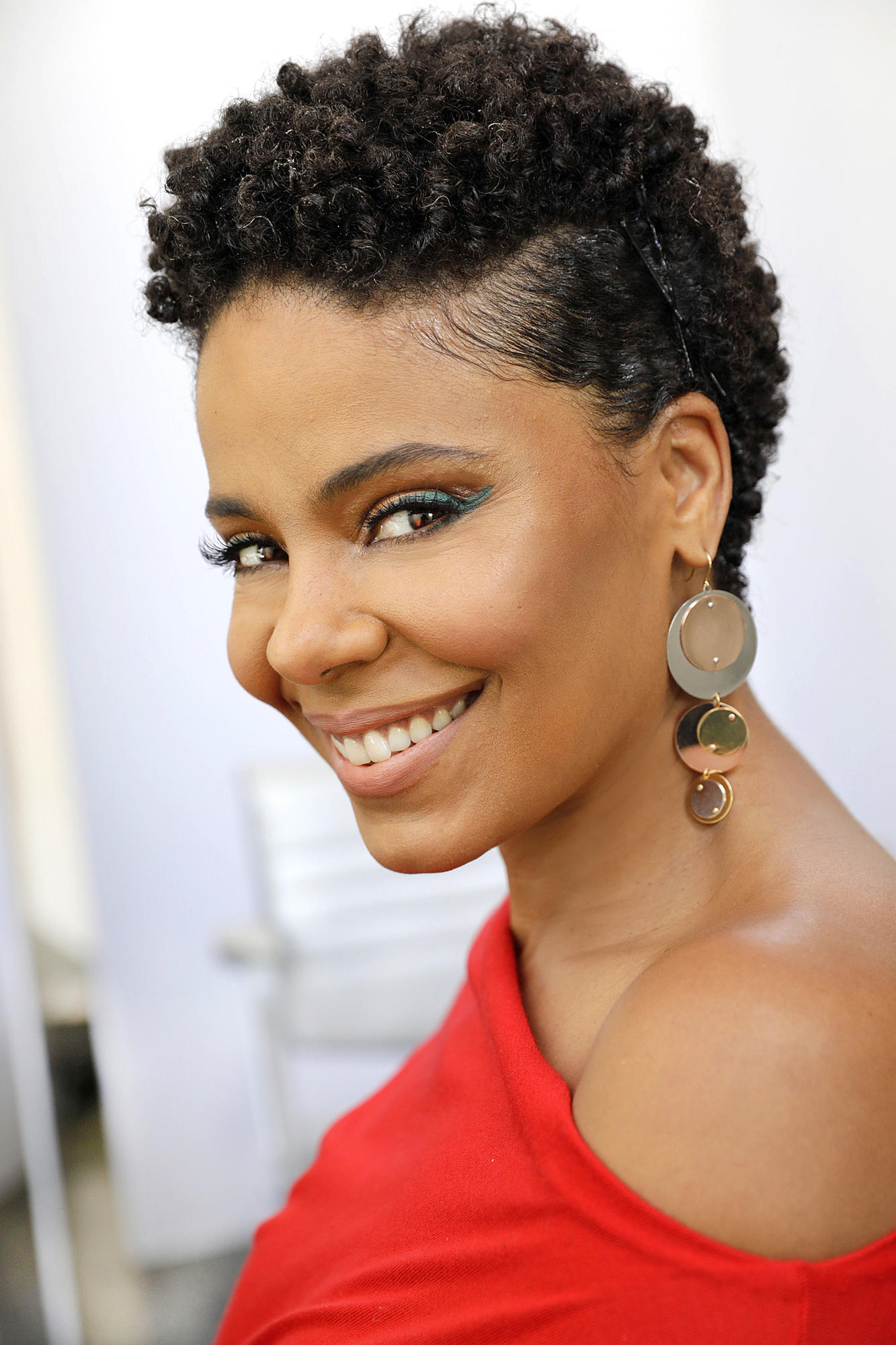 LOS ANGELES, CA., SEPTEMBER 10, 2018 — Sanaaa Lathan stars is in Nappily Ever After a movie about h