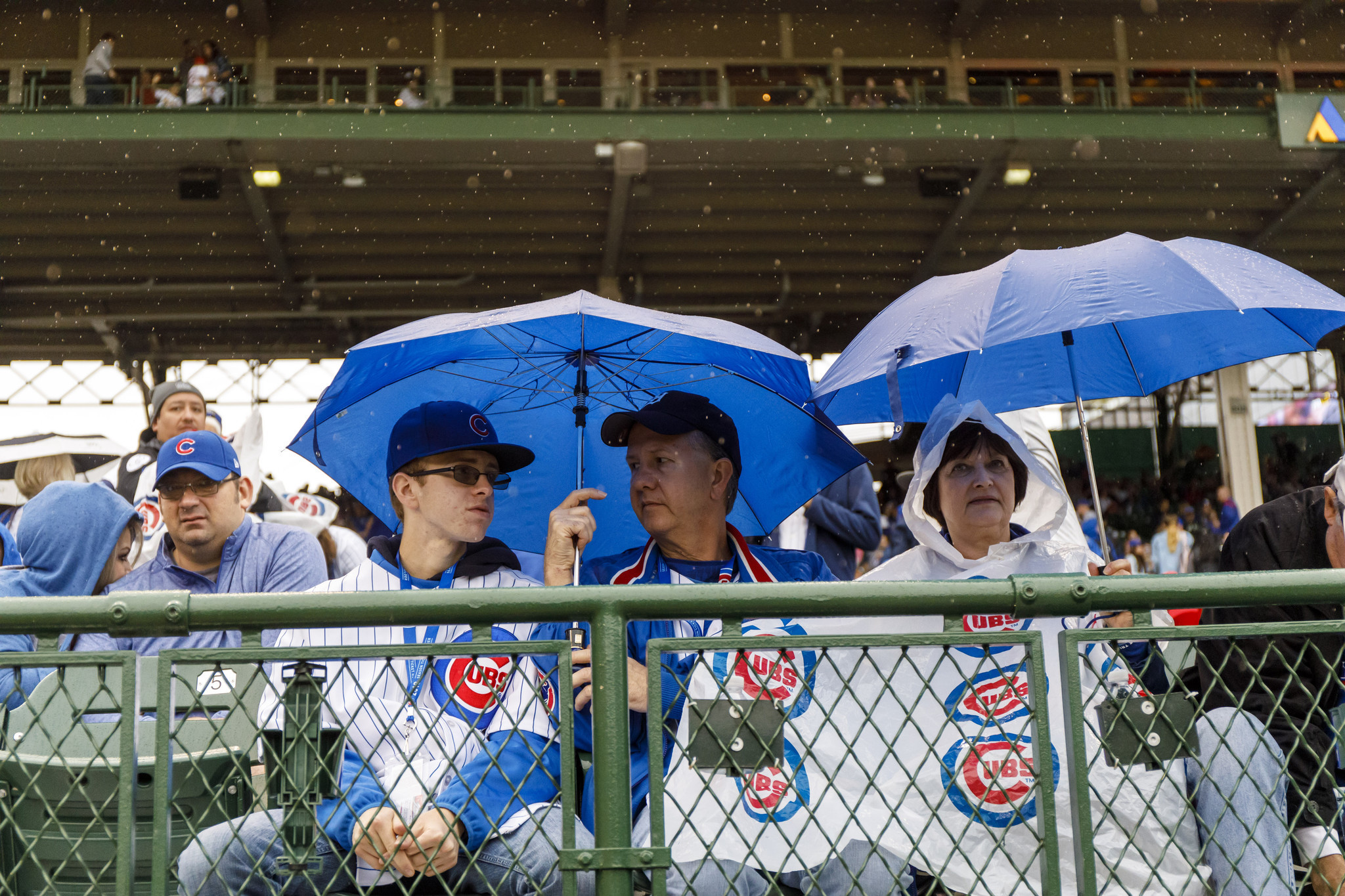 Baseball fans dodging more cold snaps, heavy rainfall as climate patterns change