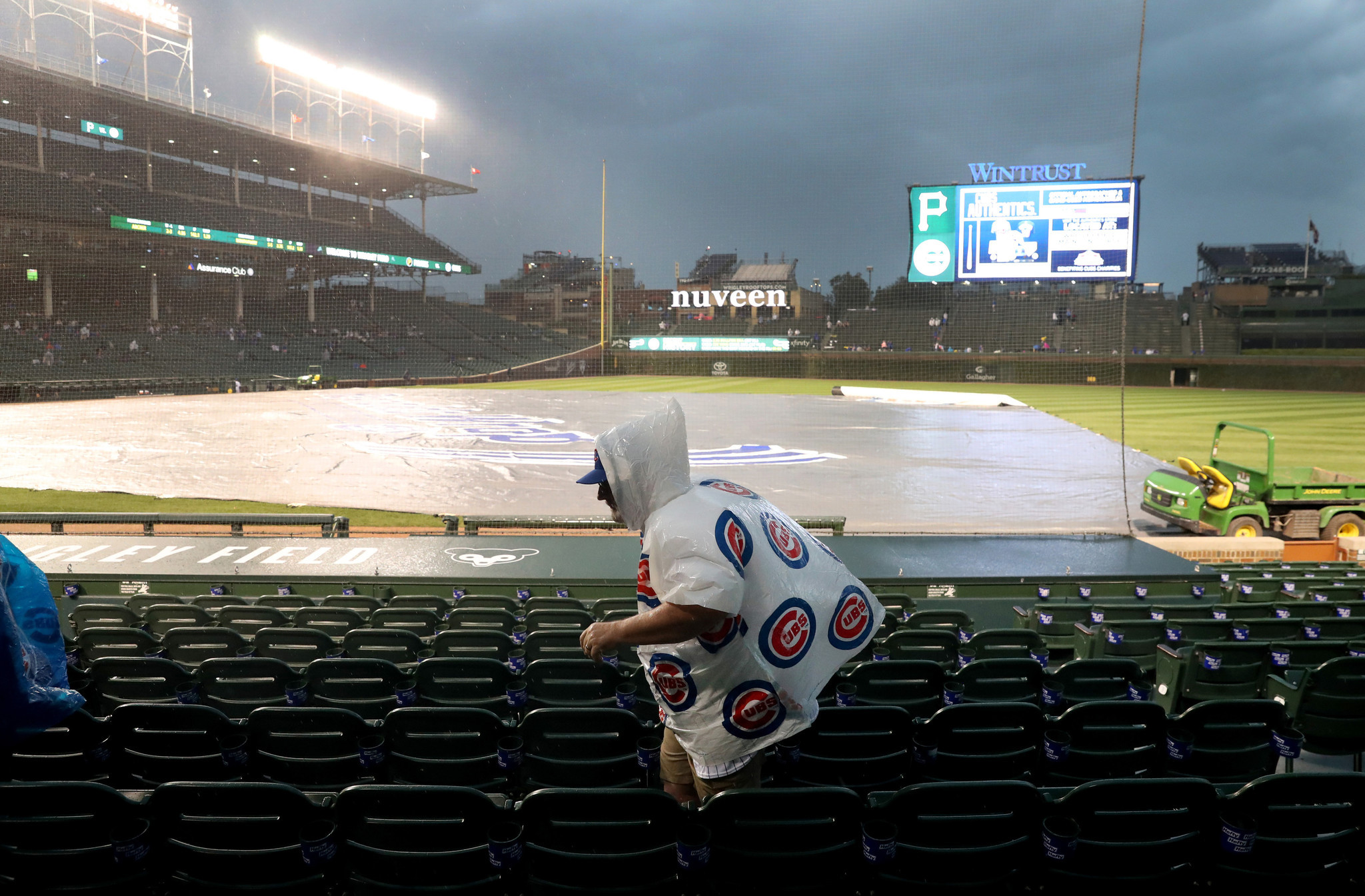MLB can't change the weather, but starting the season earlier than ever makes no sense at all