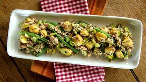 Sicilian tuna salad from Scopa Italian Roots