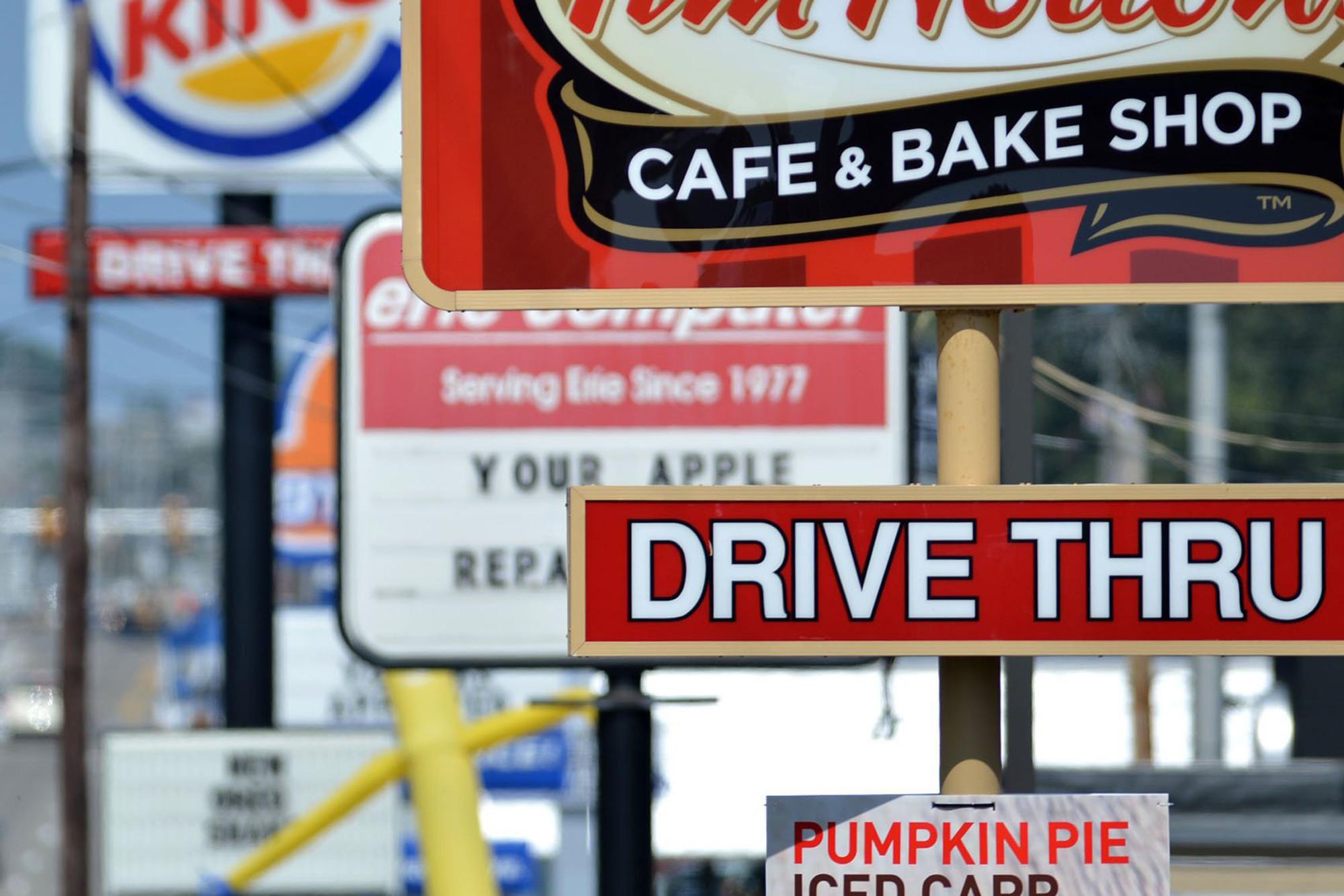 For richer or poorer, we all eat fast food - news.osu.edu