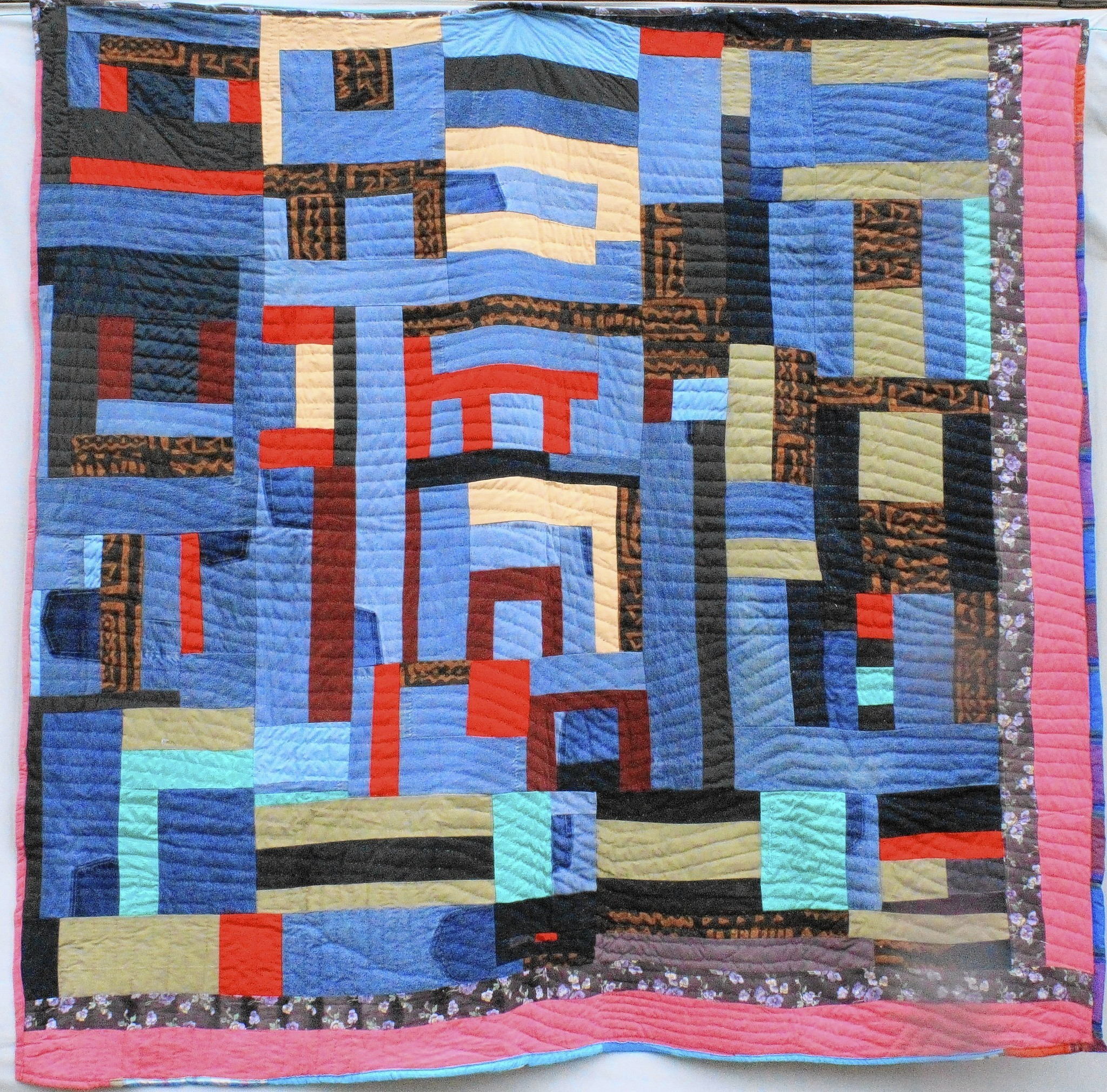 Gees Bend Quilts Other Black Textile Artists In Bridgeport
