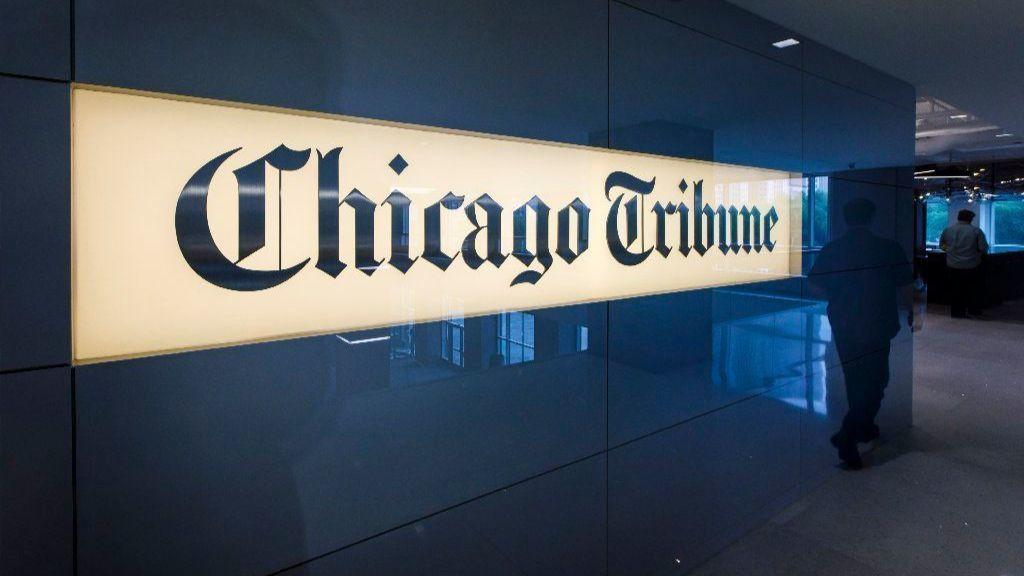 Tronc changing name back to Tribune Publishing