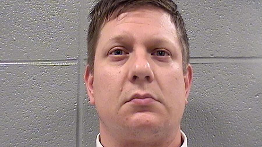 Chicago police Officer Jason Van Dyke