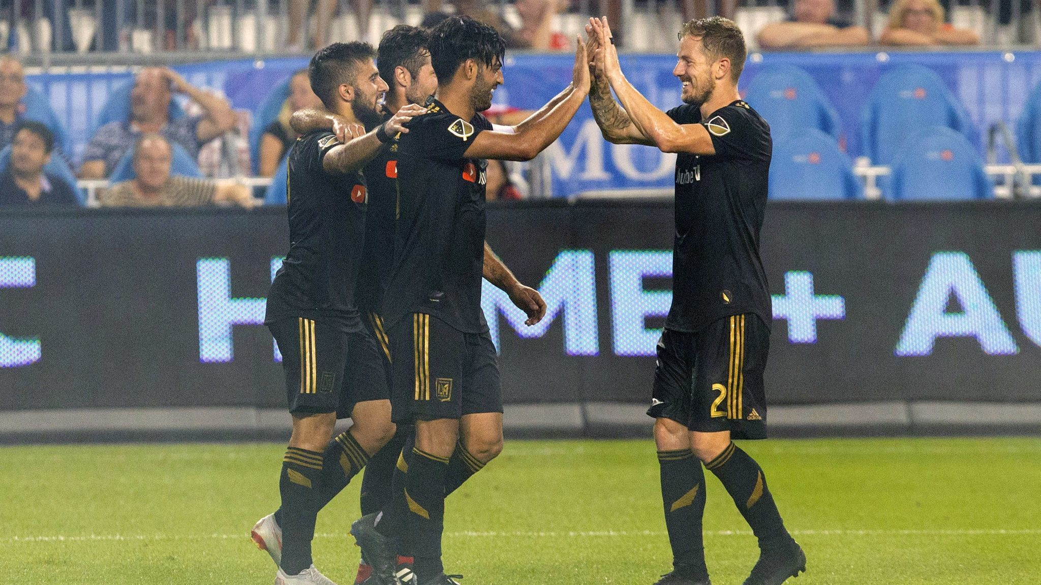 LAFC nearing first step on what it hopes is a long playoff road