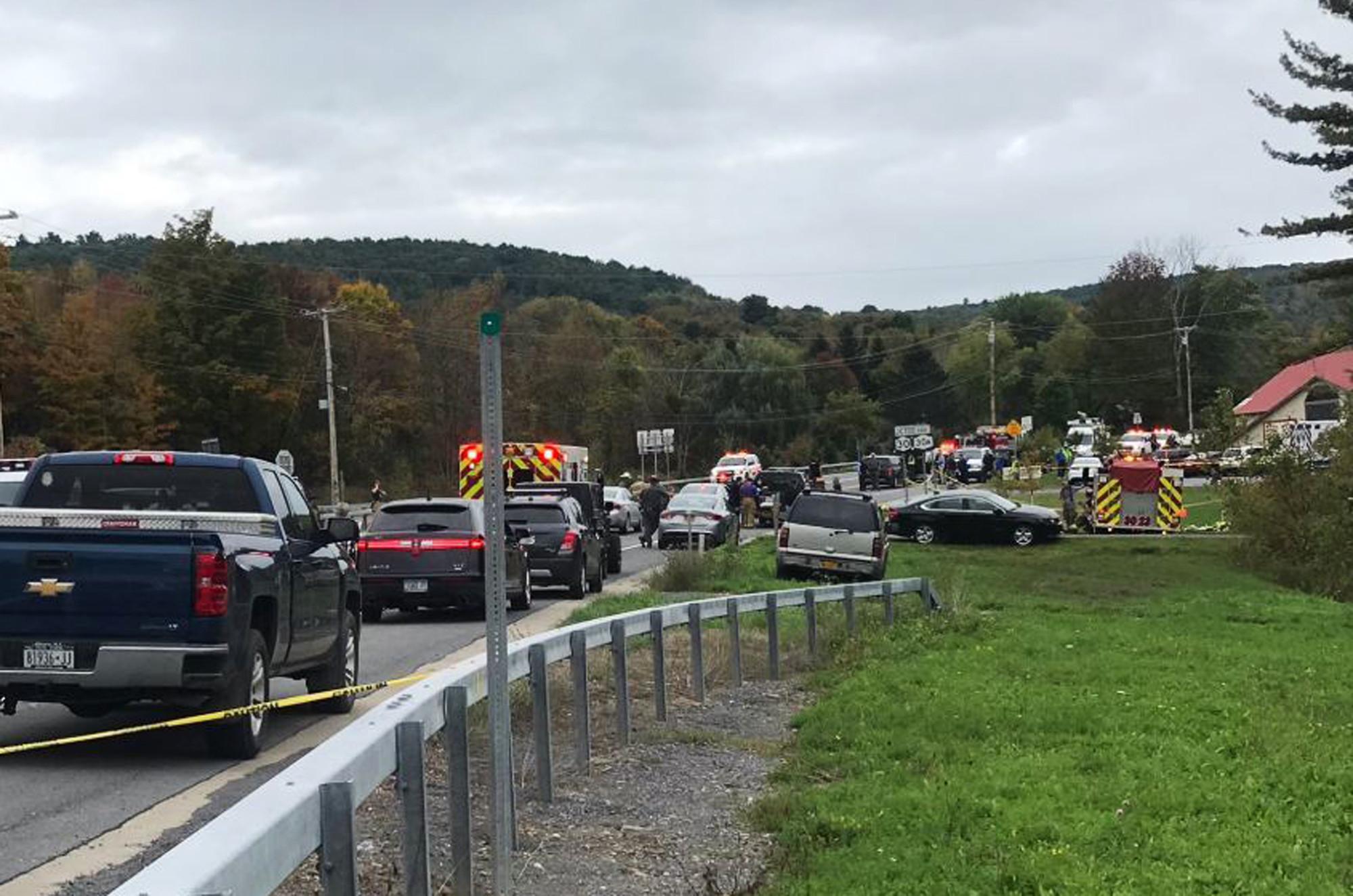 Long Island Limousine Wreck