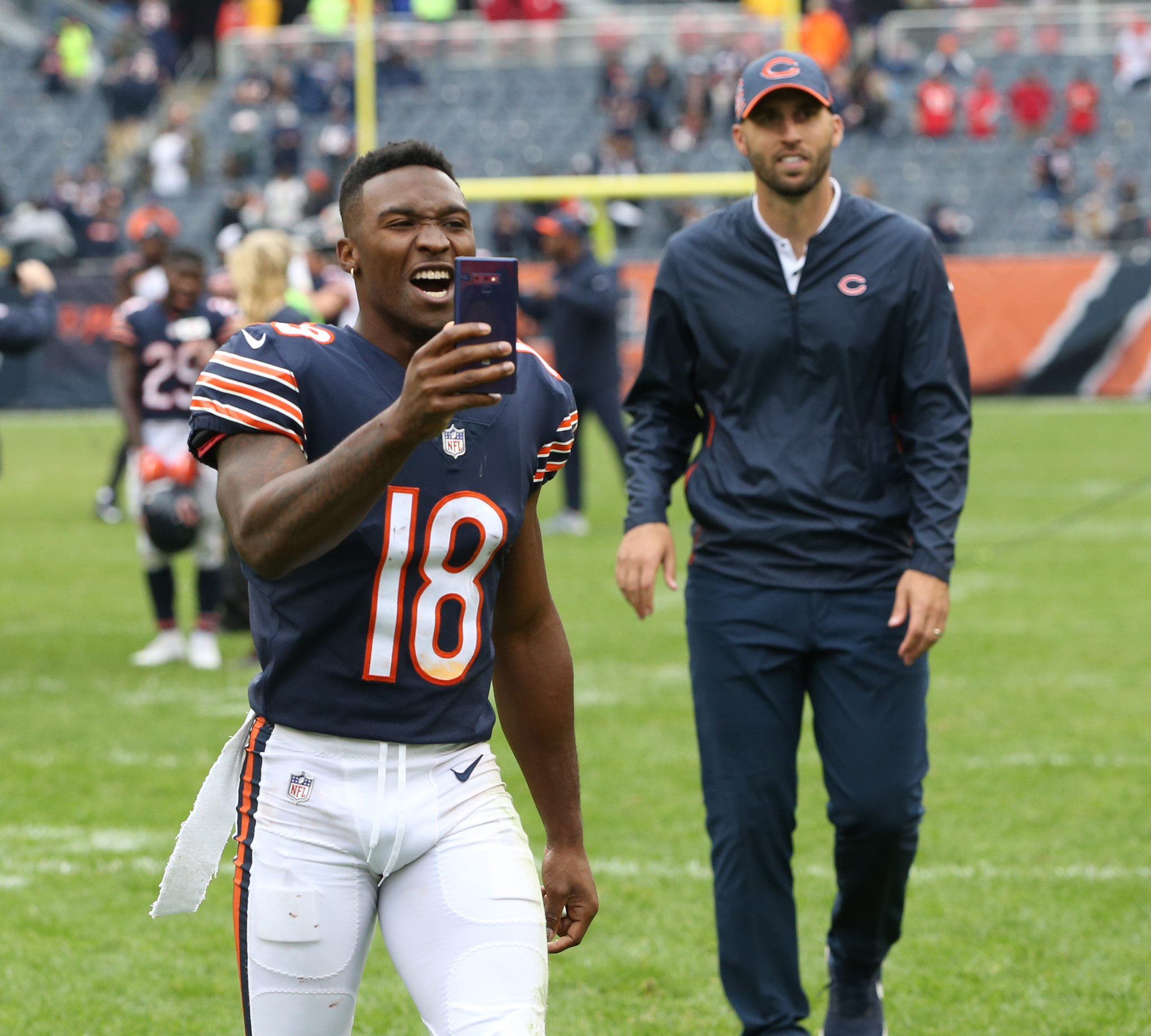 'It's crazy how that can help you:' How the Bears are relying on belief to overcome the Patriots' mystique