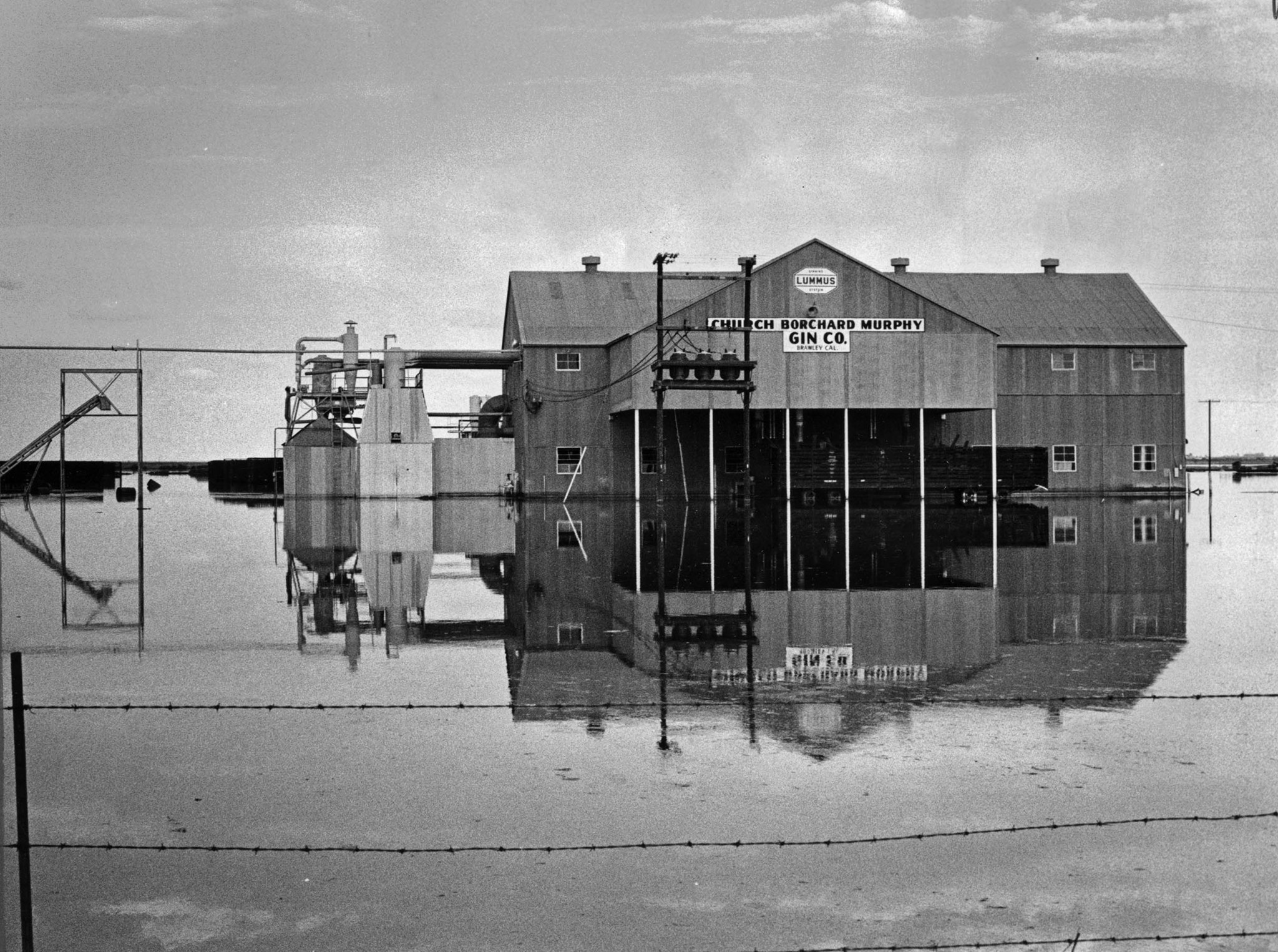From the Archives: Imperial Valley flooding left by Tropical Storm Doreen