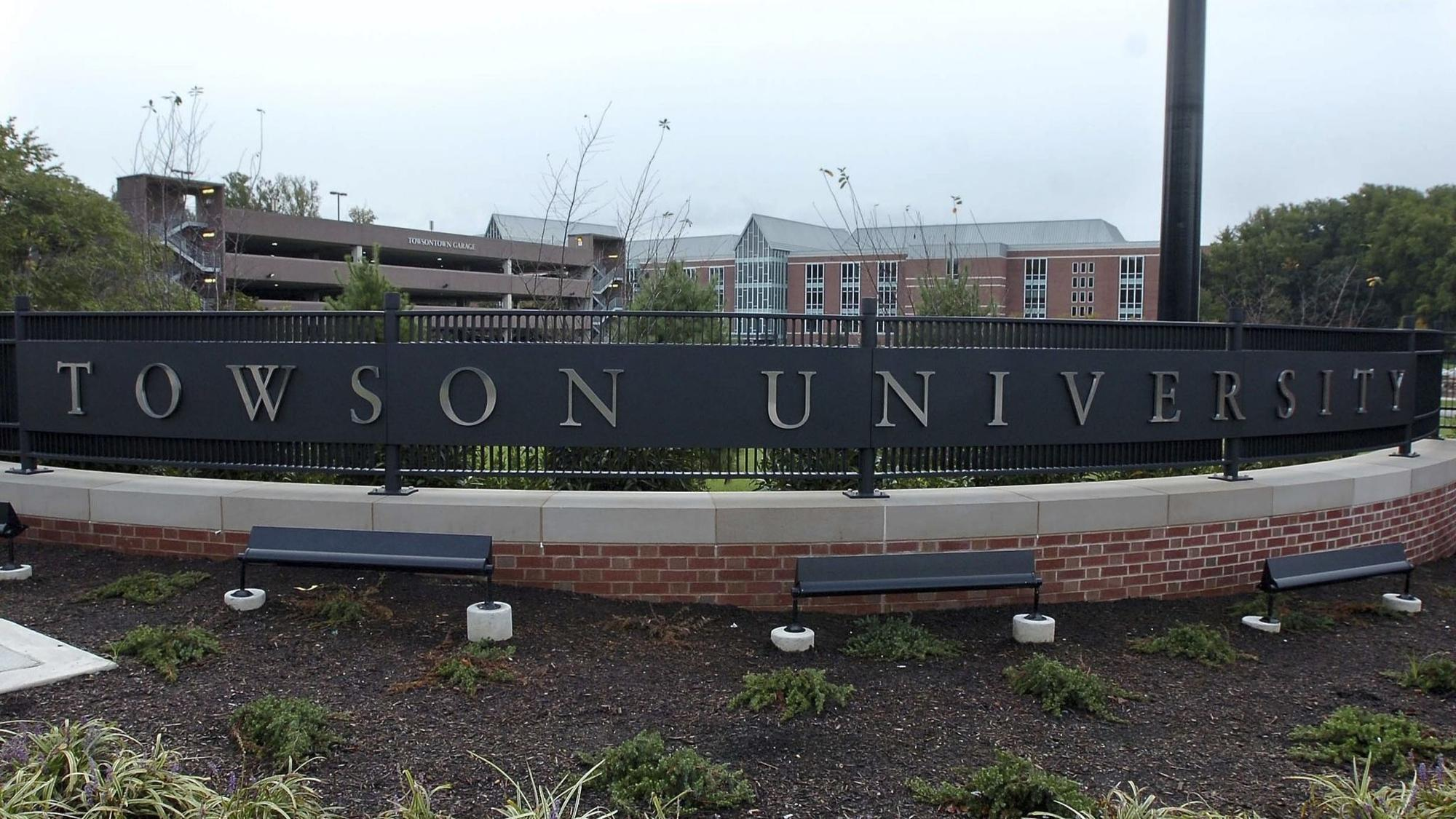 towson university dating