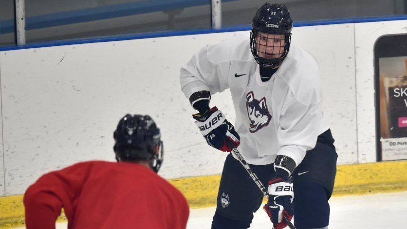 UConn Hockey Freshmen Expected To Step Up Early And Often
