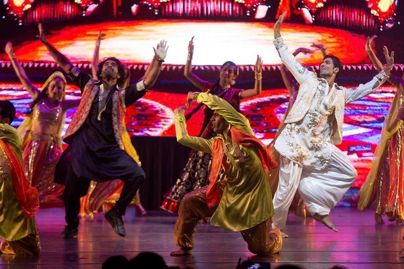 "El Festival Internacional Cervantino arranca con ""Un pasaje a Bollywood"""