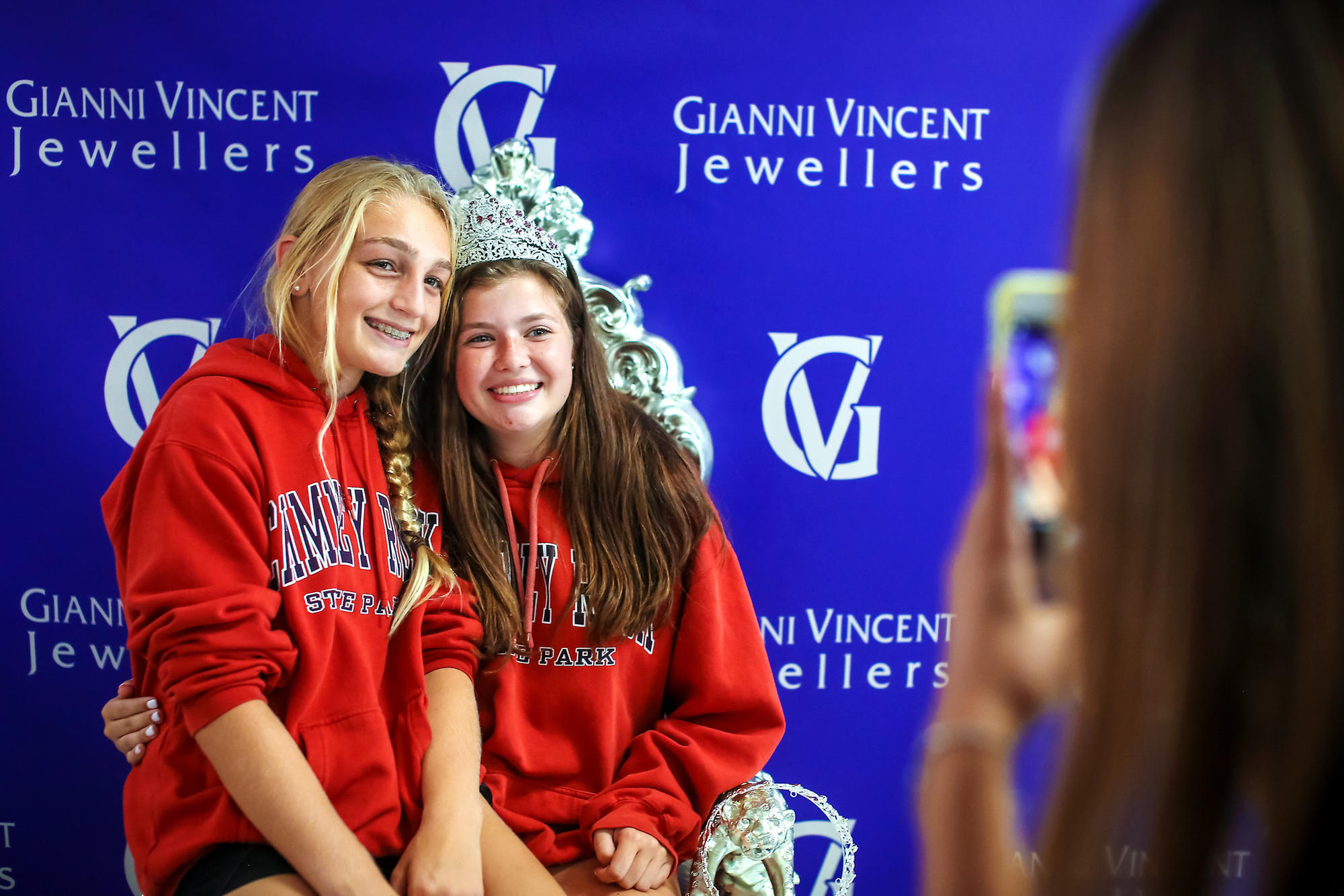 Diamond and ruby tiara, in memory of nephew, becomes a fundraising jewel
