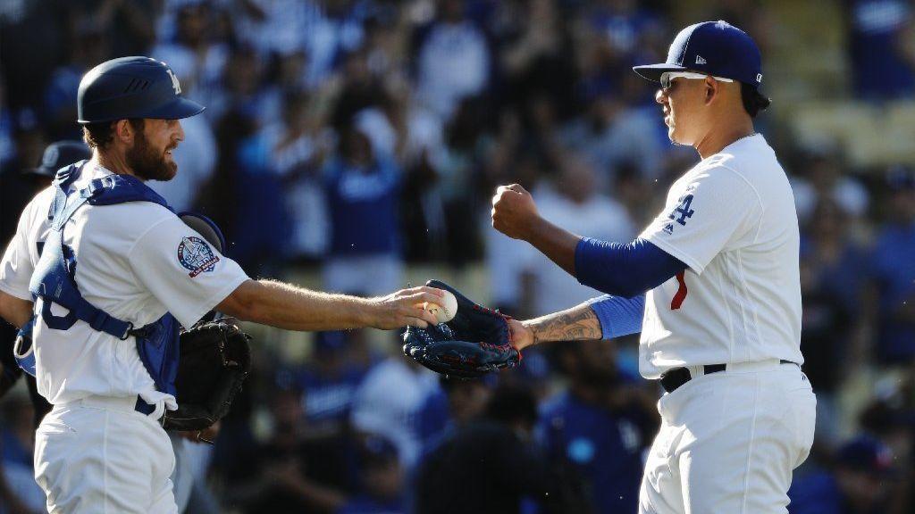 Dodgers add Julio Urías to NLCS roster, leave off Scott Alexander