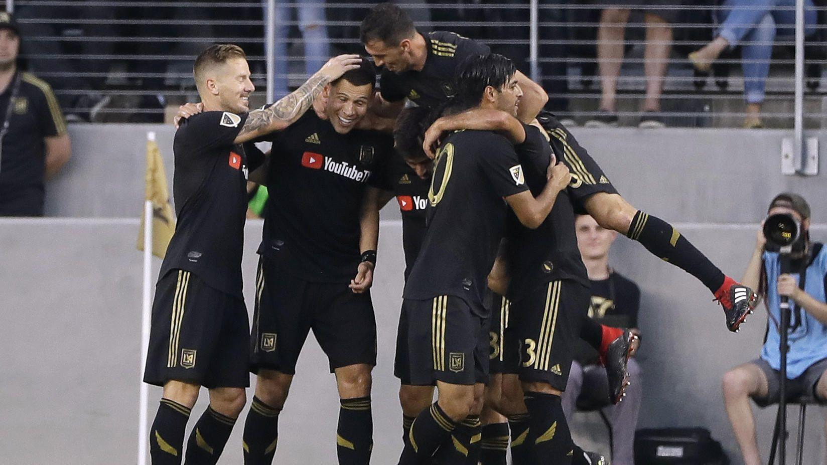 LAFC victory over Dynamo has some postseason implications
