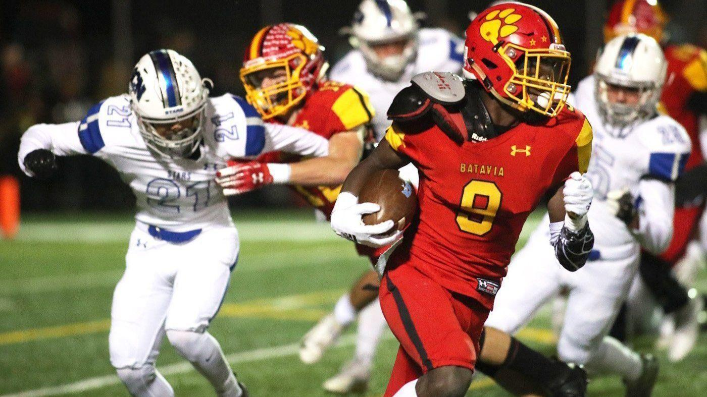 Week 8 Chicago Area High School Football Rankings How They Fared