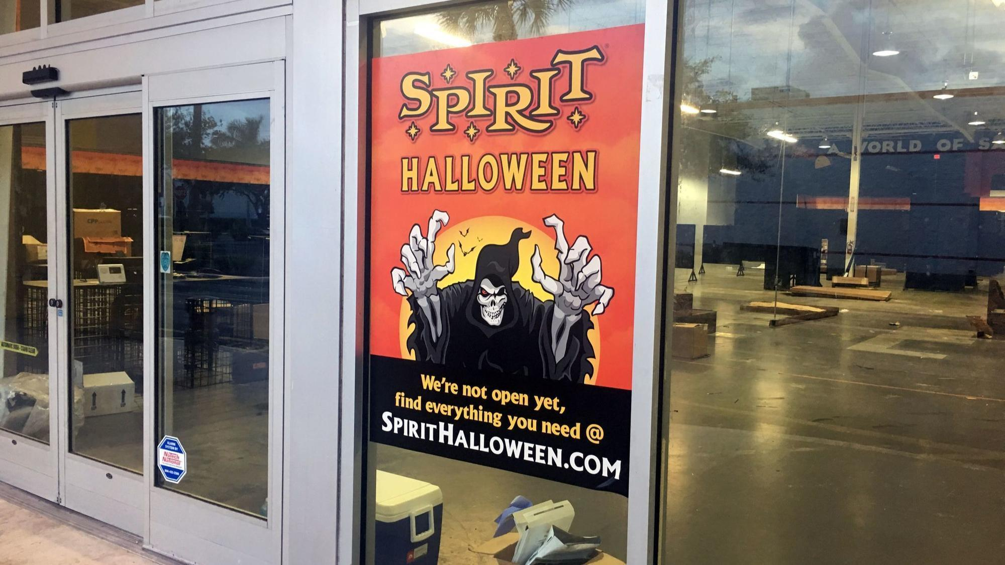 spirit halloween stores open in some former toys 'r' us locations