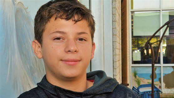 Cockeysville Middle eighth-grader in spotlight as positive role model, future leader | Baltimore Sun