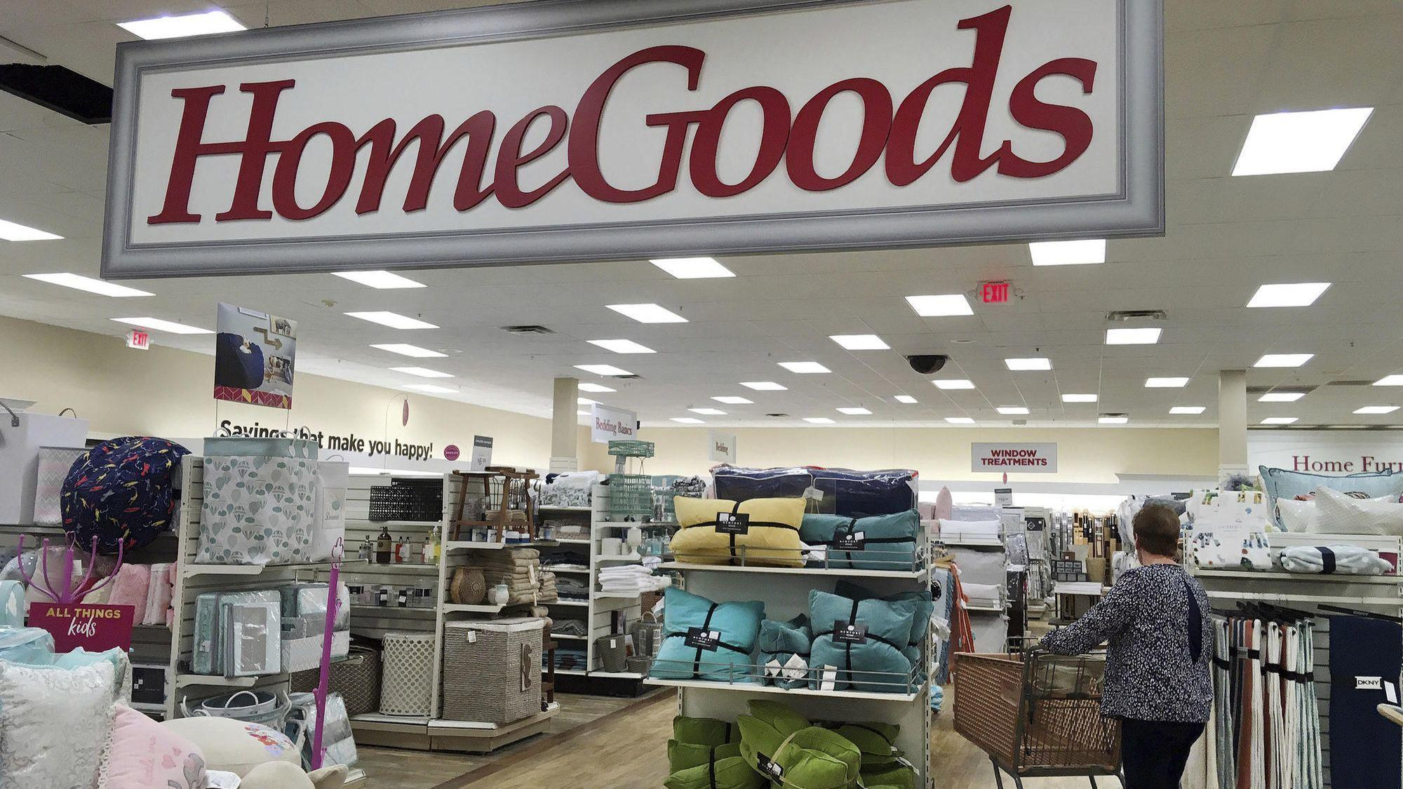 Homegoods Will Open In Former Hunt Valley Sears Capital
