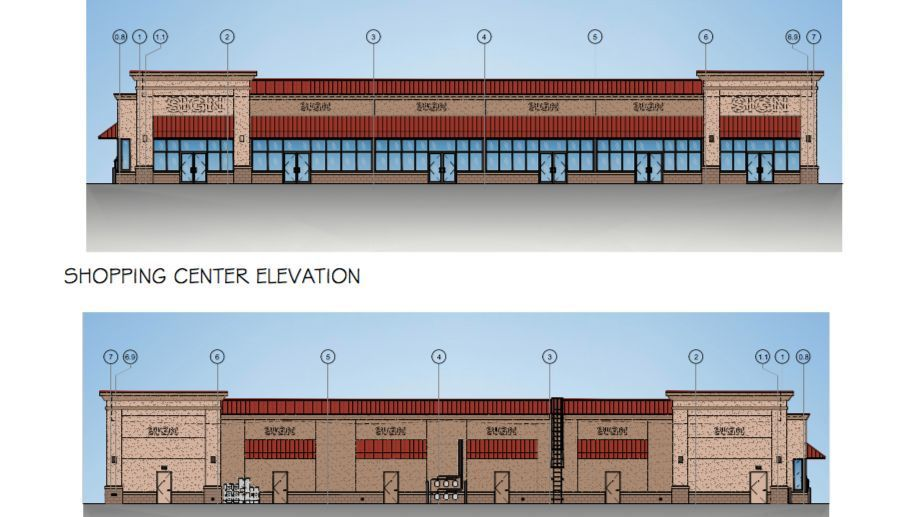 Wilkens Beltway Plaza adding new building with more retail, including Dunkin' Donuts | Baltimore Sun