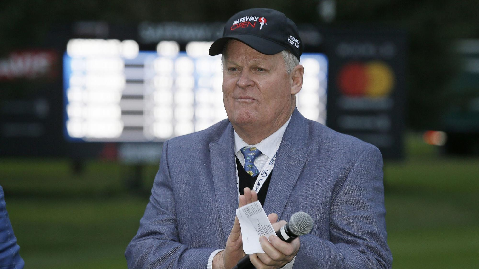 Johnny Miller to retire from NBC golf booth will be replaced by Paul Azinger reports say
