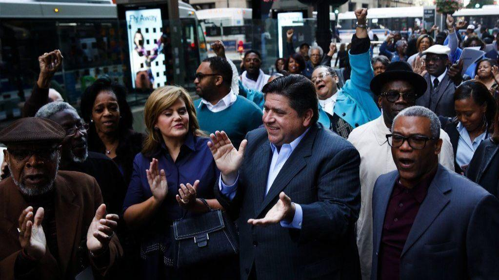 Of toilets and contractors: Is Pritzker up to the job of renovating Illinois