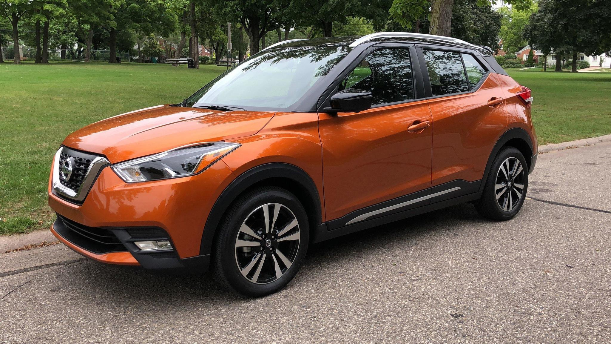 Small crossovers can make older drivers feel younger, thanks to higher seat height