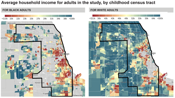 Opportunity Atlas maps out areas of opportunity, poverty in Chicago ...