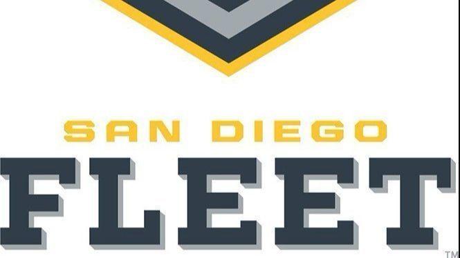 San Diego Fleet announces schedule