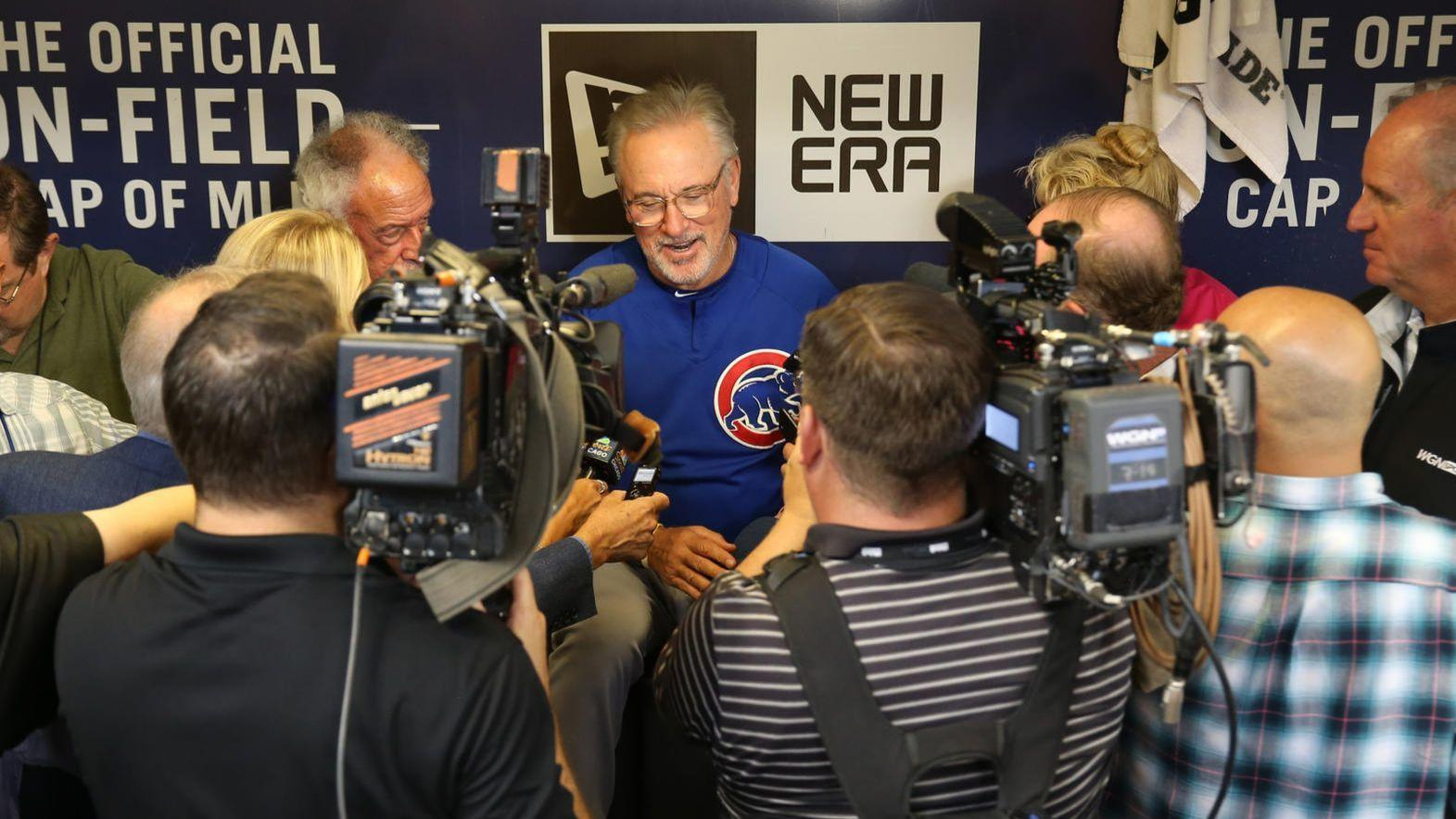 Joe Maddon's agent rips media speculation on Cubs manager's future: 'You guys fired everything up'