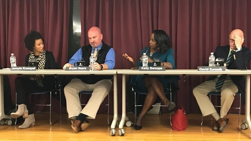 In Towson, journalists, citizens grapple with changing media landscape in era of 'fake news' | Baltimore Sun
