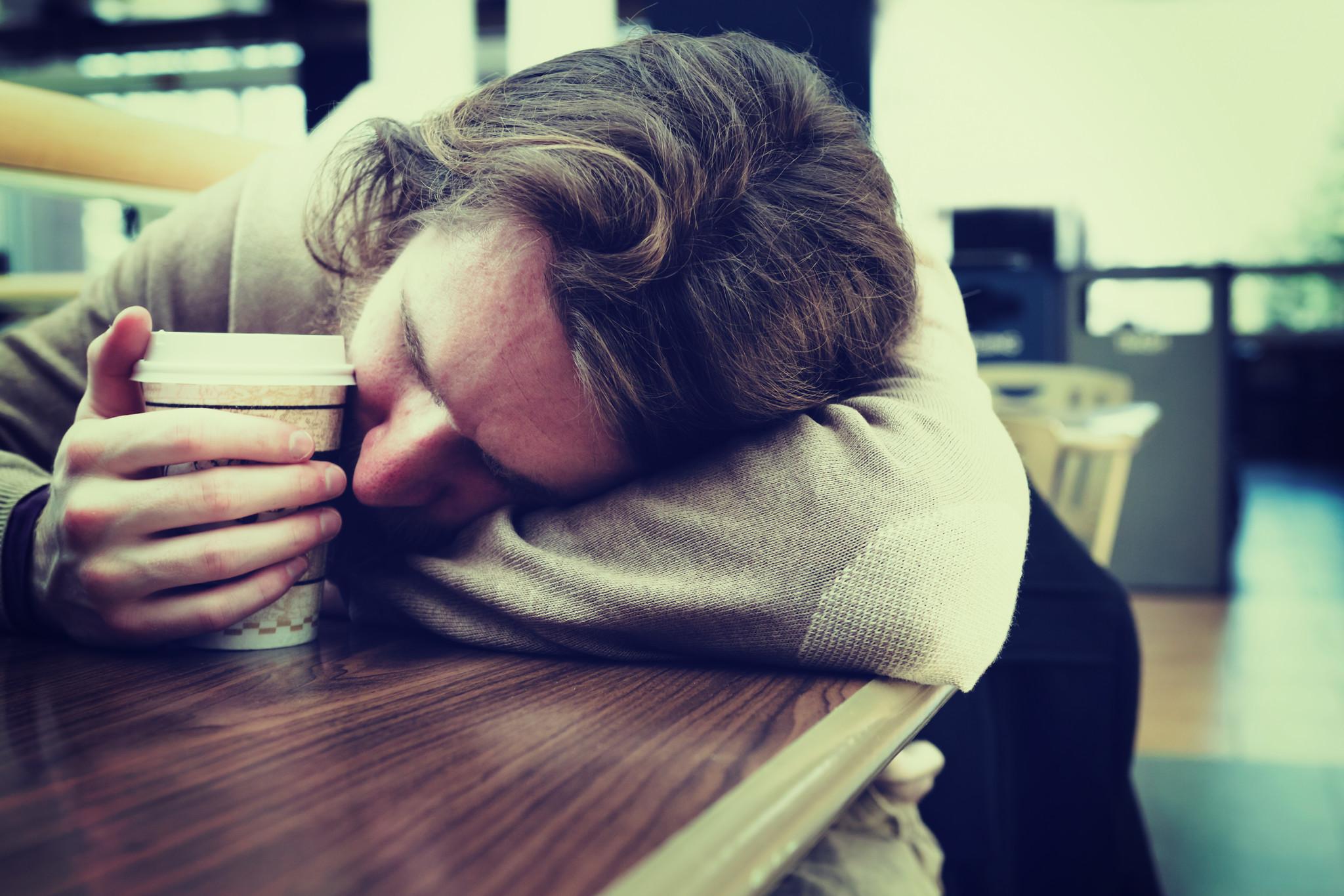 Caffeine withdrawal in teens