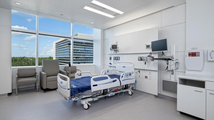 Cleveland Clinic opens $232 million addition in Weston