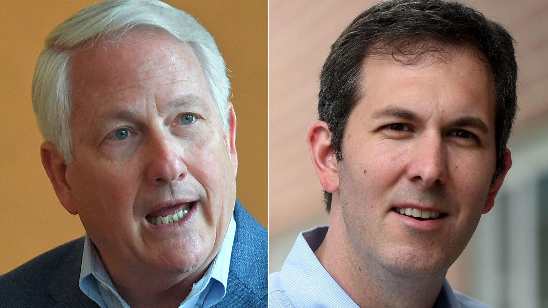 Air campaign: Baltimore County executive candidates Olszewski, Redmer to face in radio debates | Baltimore Sun