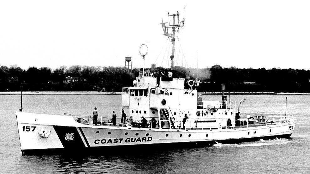 Coast Guard To Mark 40th Anniversary Of Loss Of Cutter Cuyahoga, 11 Of Its Crew | Hartford Courant