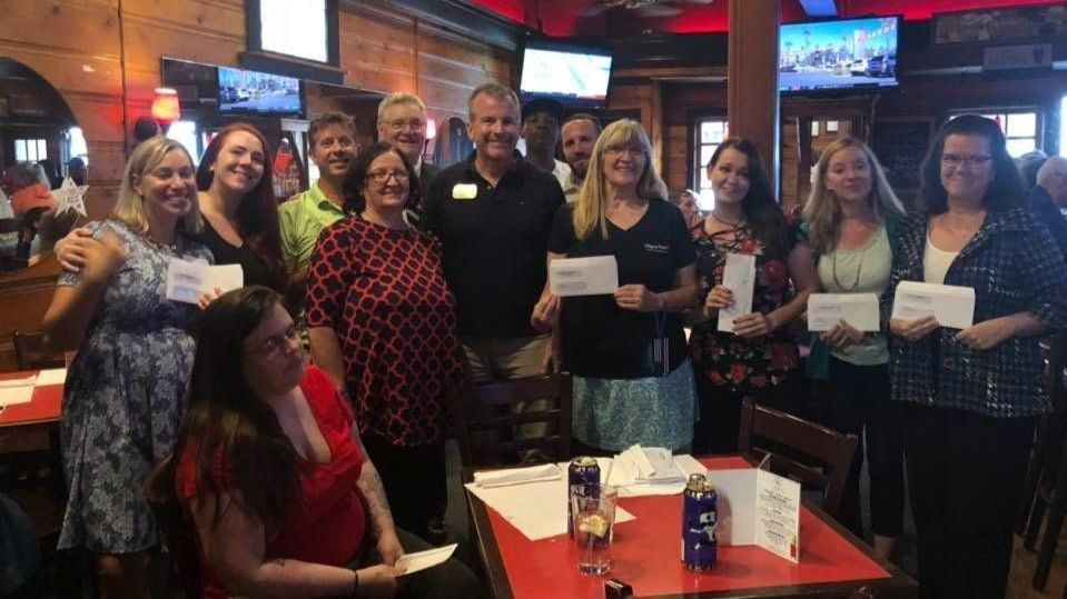 Greater Catonsville Chamber of Commerce donates $15,000 to May flood victims | Baltimore Sun