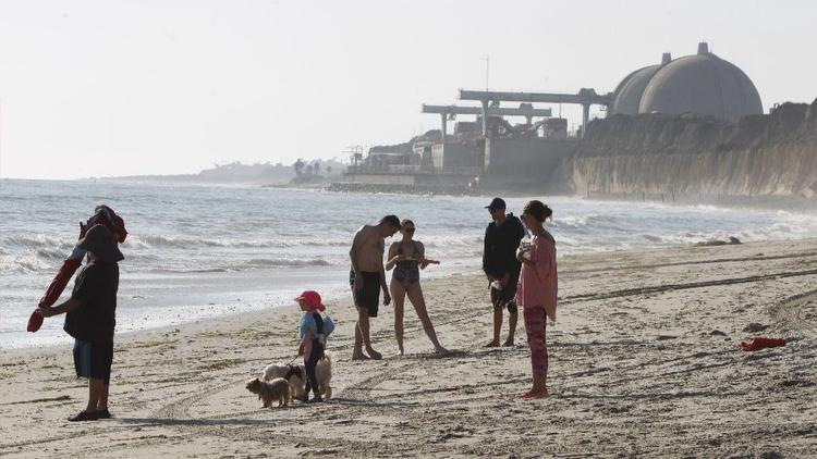 Group working to move nuclear waste from San Onofre collects a $300,000 donation