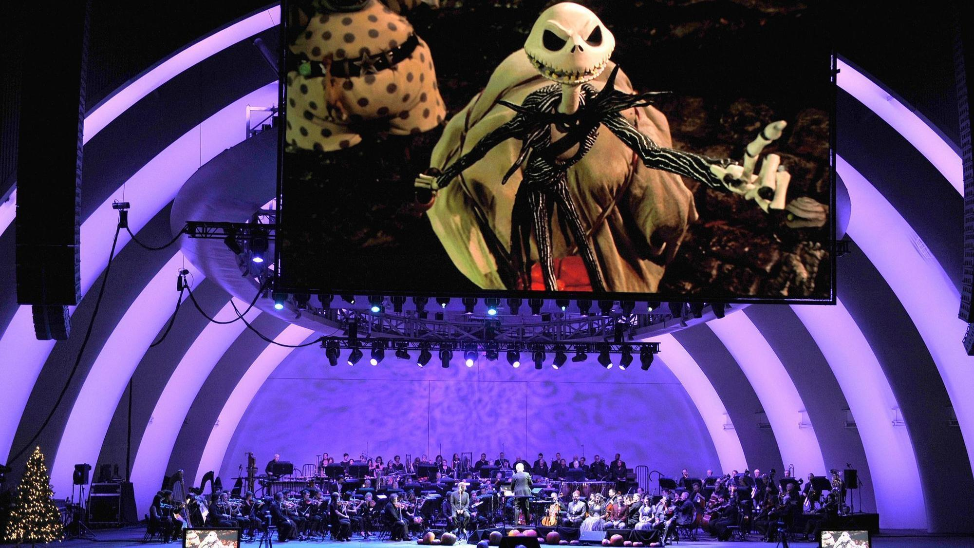 See \'Nightmare Before Christmas\' with a live orchestra performance ...