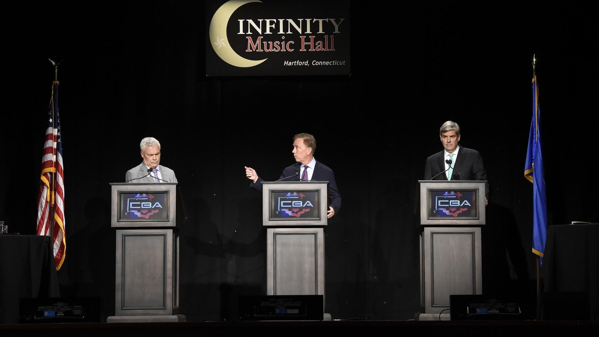 Are They Telling The Truth? Follow Along As Claim Check Fact-Checks The Governor's Debate | Hartford Courant