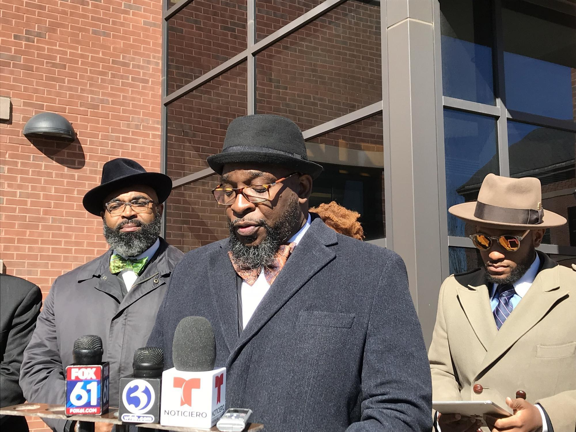 Hartford Faith Leaders Applaud Firing Of 'Trigger Happy' Cop, Renew Call For More Diversity In Police Ranks | Hartford Courant