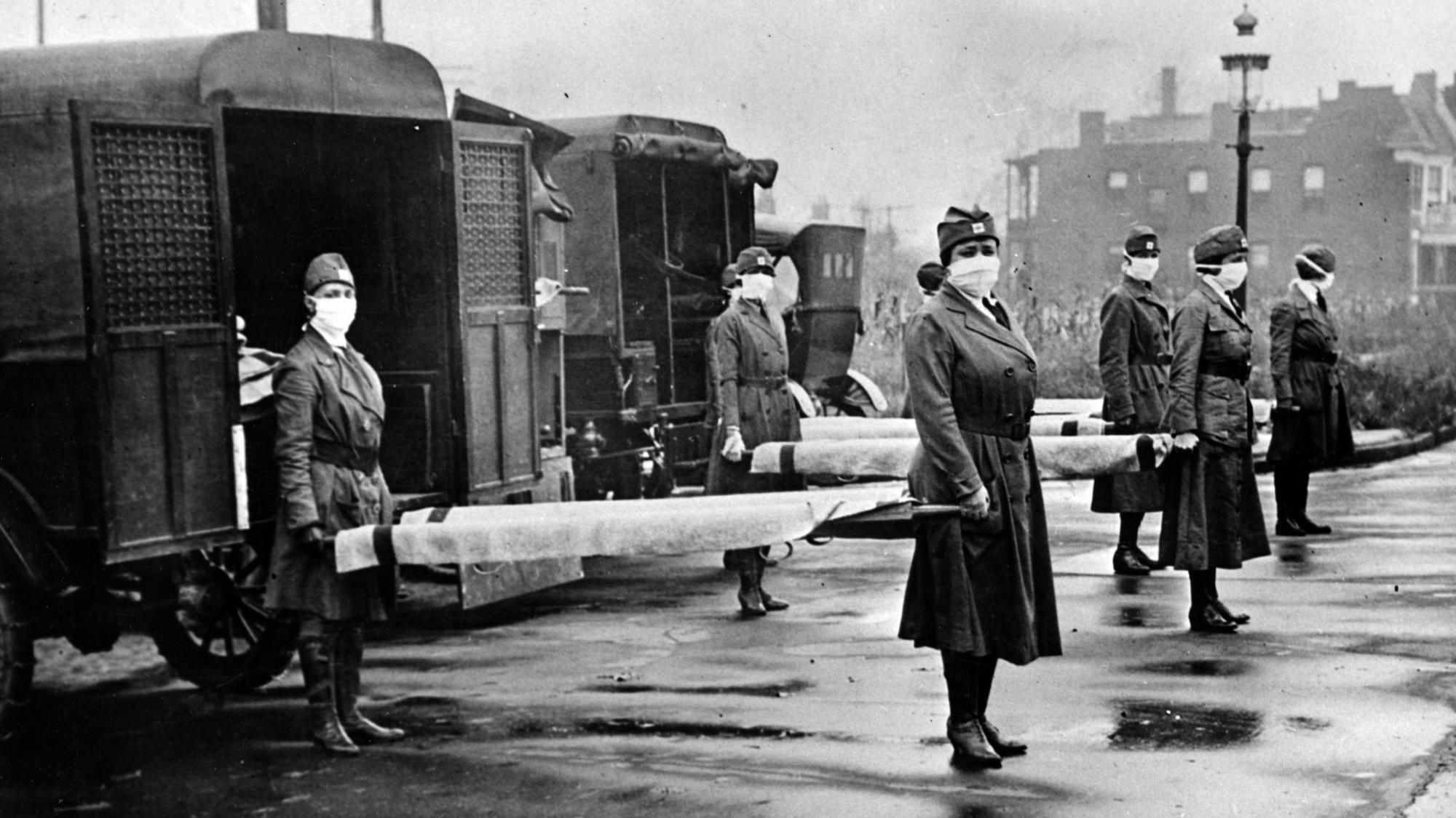 The flu pandemic that ravaged Chicago: Could it happen again?