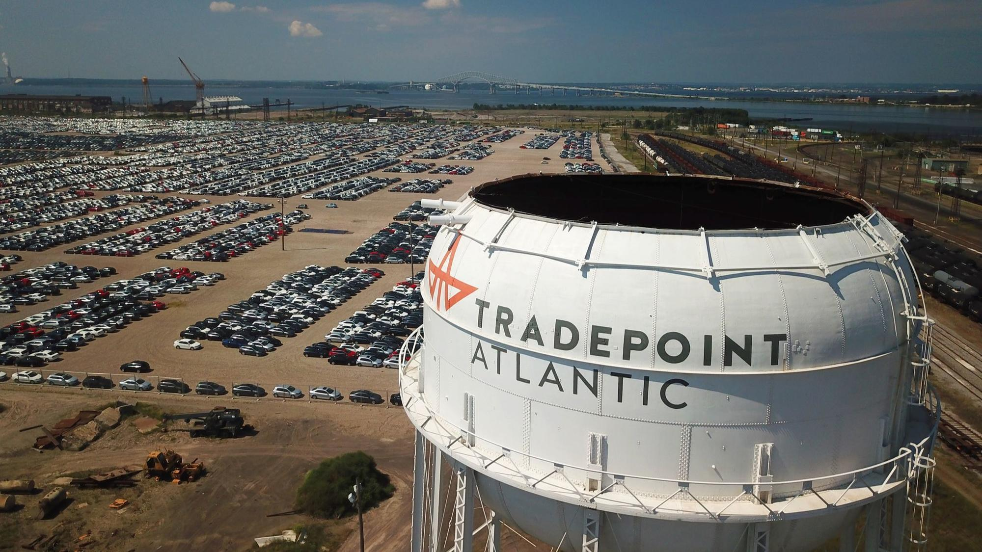 Tradepoint Atlantic to scale back request for government financing for Baltimore County site | Baltimore Sun
