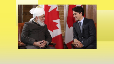 Who is Mirza Masroor Ahmad? The head of the global Ahmadiyya Muslim Community is heading to Baltimore County