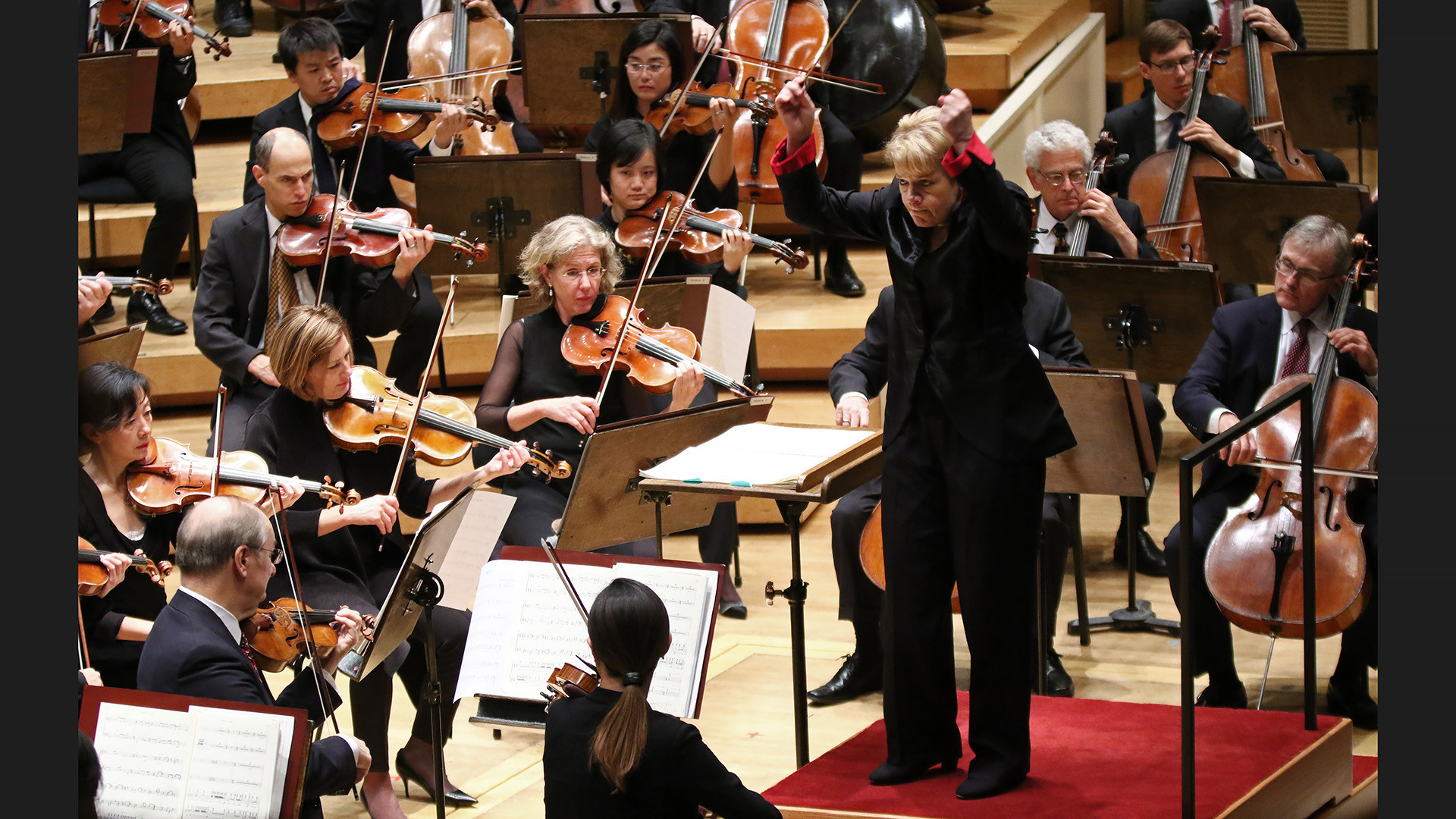 CSO review: 'Threnos' world premiere leaves mixed impression