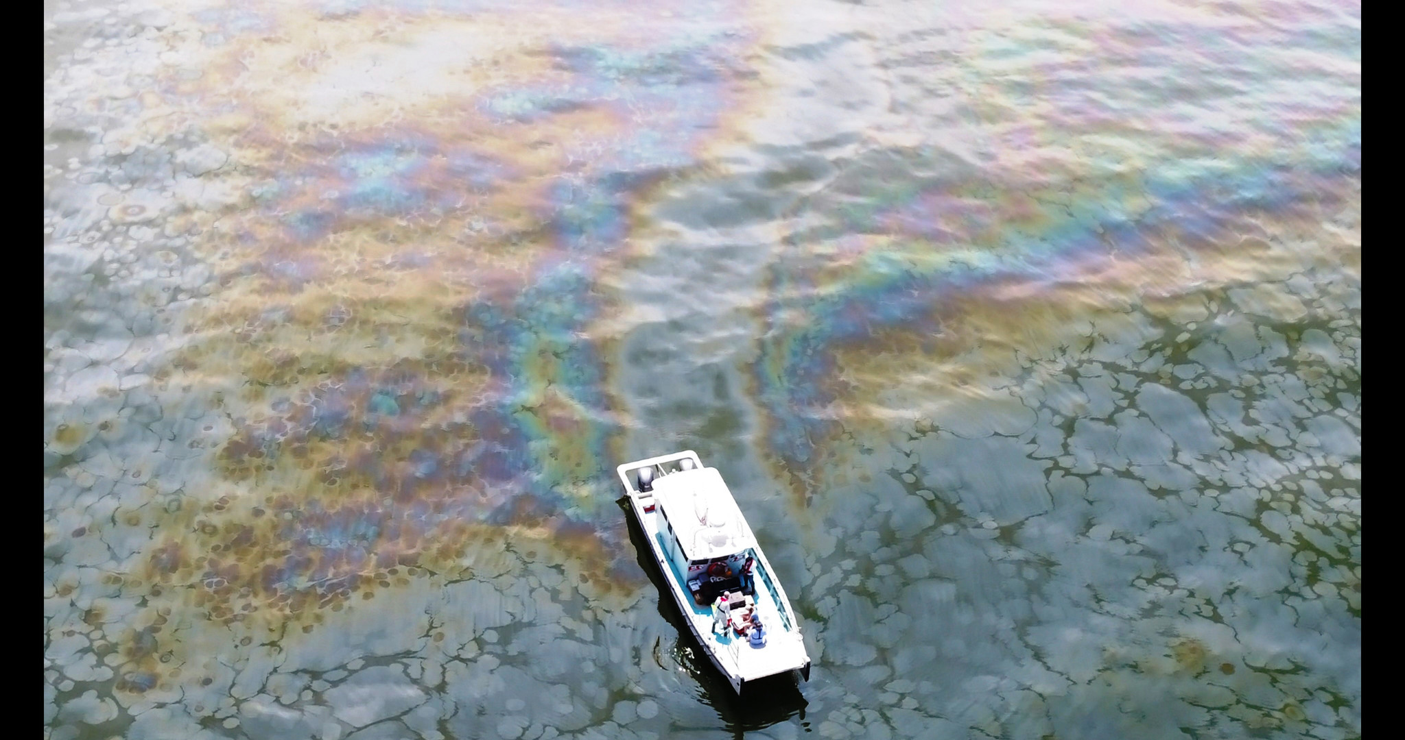 89ef57b42b2a A 14-year-long oil spill in Gulf of Mexico verges on becoming one of the  worst in U.S. history - Chicago Tribune