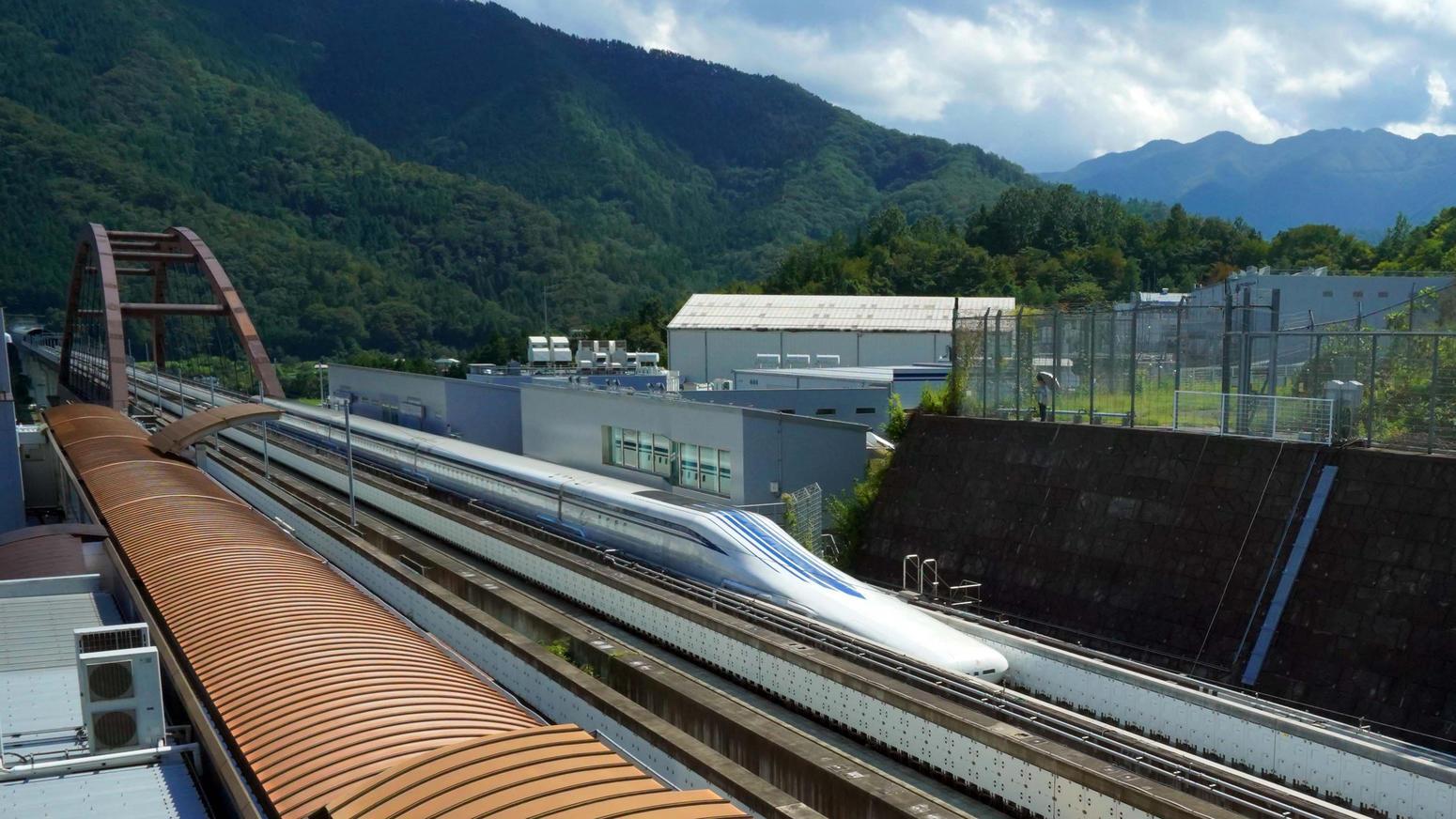 Japan's maglev train