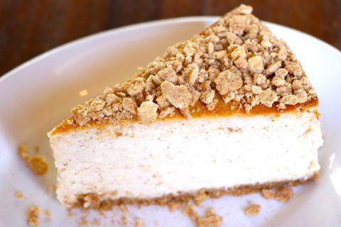 Cinnamon Toast Crunch cheesecake atDoc B's Fresh Kitchen.